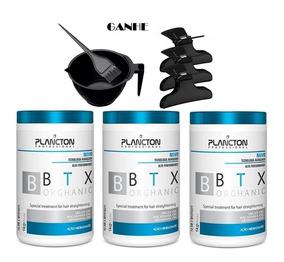 Btx Orghanic Plancton 1kg - 3 Unidades + Super Brinde