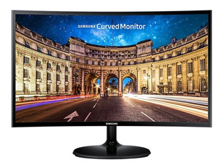Monitor Samsung Led 24 Lc24f390fhlxzs Curvo .iia.