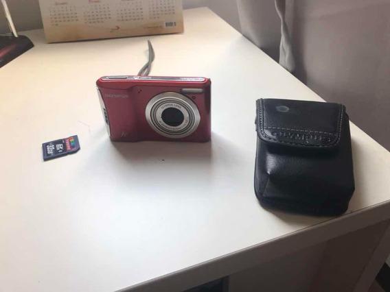 Olympus Fe-47 14 Mp Camera Digital 5x Optical Zoom 2.7 Lcd