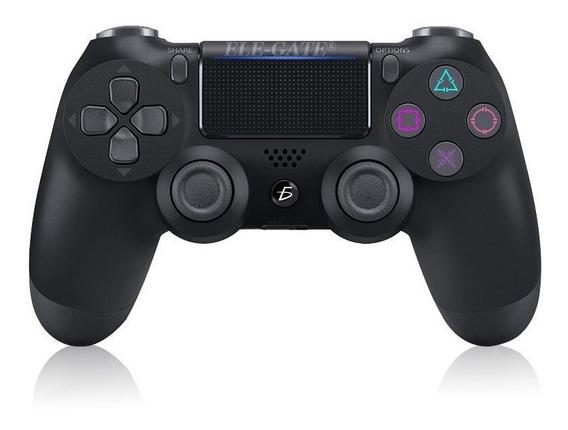 Control Alambrico Playstation Ps4 Dualshock Negro Pc - T1836