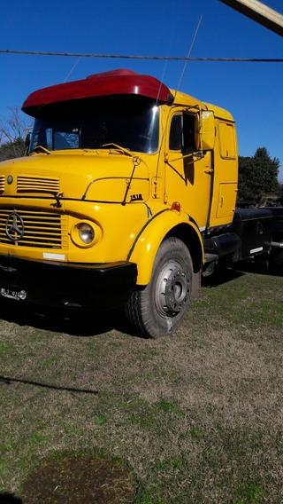 Mercedes-benz 1114 Con Motor 1518