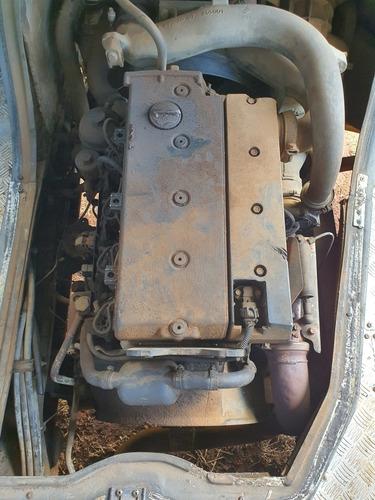 Motor Om 924 Mb 1622 Completo C Garantia
