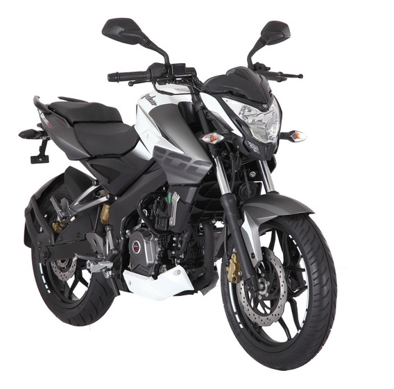 Motocicleta Bajaj Pulsar Ns 200 18 Pagos De 2,909