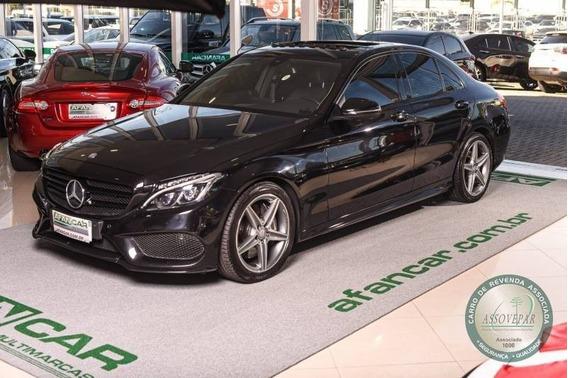 Mercedes Benz C250 Sport 2.0 Aut./2016