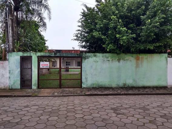 Casa Com 1 Dorm, Jardim Guanabara, Mongaguá - R$ 140 Mil, Cod: 286901 - V286901