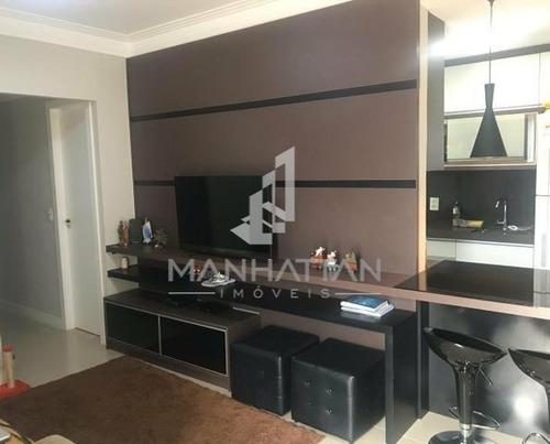 Apartamento À Venda Em Parque Villa Flores - Ap004287