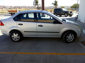 Ford Fiesta 1.6 First 5vel Aa Sedan Mt 2007