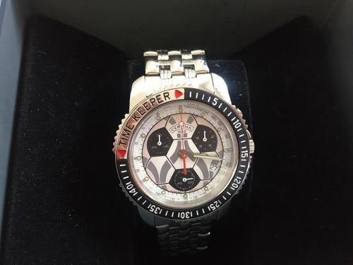 Relógio Masculino Certina 1097/1197 Original C/ Nf