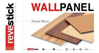 Panel Muro Revestick / Wallapanel