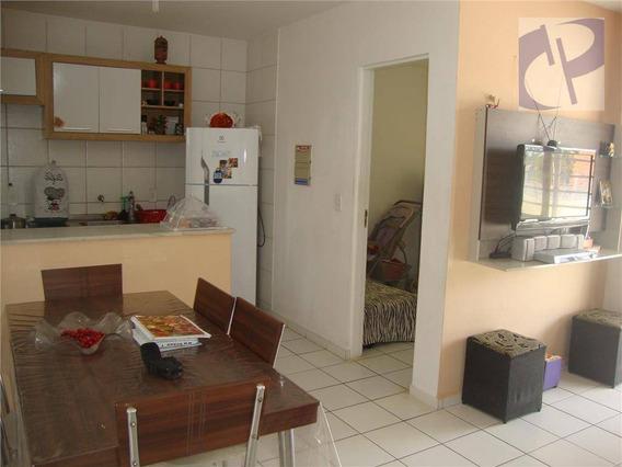 Casa Residencial À Venda, Jangurussu, Fortaleza - Ca1824. - Ca1824