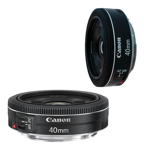 Lente Canon Ef 40mm F/2.8 Stm F2.8