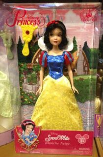 Disney Park Snow White 11.5 Inch Muñeca Nueva Versión 2013