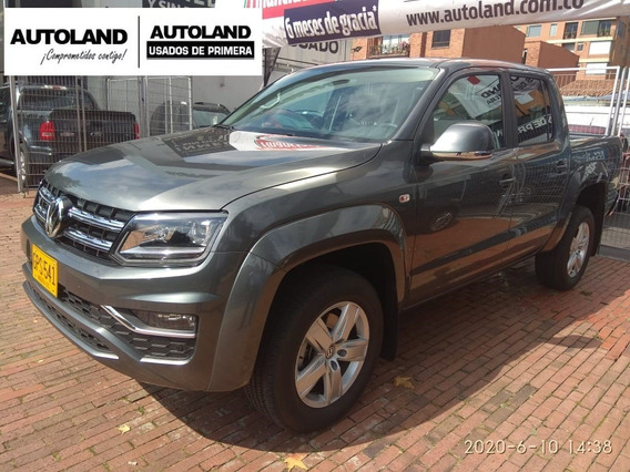 Volkswagen Amarok Highline V6 At 4x4