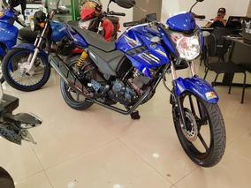 Yamaha Fazer 150 Sed 2016 Azul