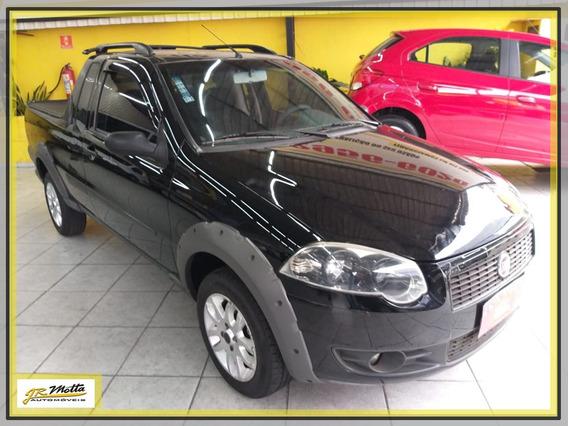Fiat Strada Trekking 1.4 Flex 2009 Cabine Estendida