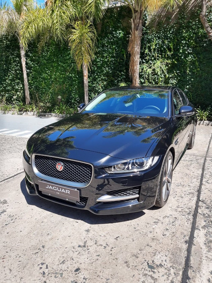 Nuevo Jaguar Xe R-sport 250hp At.8 Vel - Tc/bna