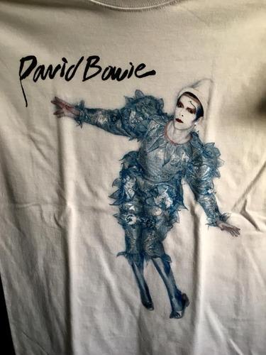 Imagen 1 de 3 de David Bowie - Rock - Polera- Cyco Records