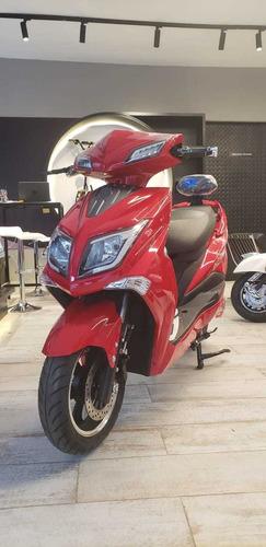Moto Electrica Sunra Hawk De Litio - Sunra Centro  / D