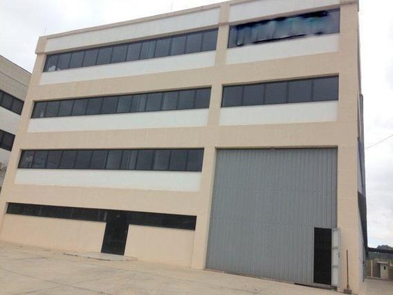 Galpão Para Alugar, 1700 M² Por R$ 44.000/mês - Jardim Passárgada I - Cotia/sp - Ga0175