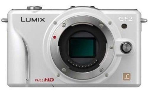 Panasonic Lumix Dmcgf2 Camara Digital Micro Cuatro Tercios C