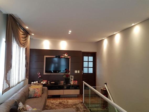 Casa Em Vila São Jorge, São Vicente/sp De 86m² 3 Quartos À Venda Por R$ 370.000,00 - Ca326772