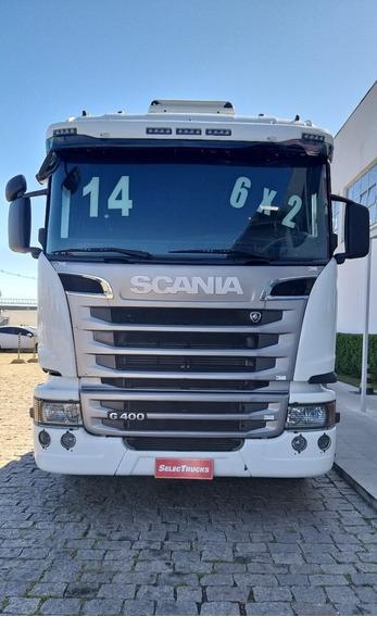 Scania G400 6x2 2013 Selectrucks