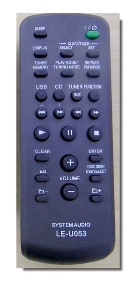 Controle Remoto Para Som Sony Mhc-gx9900