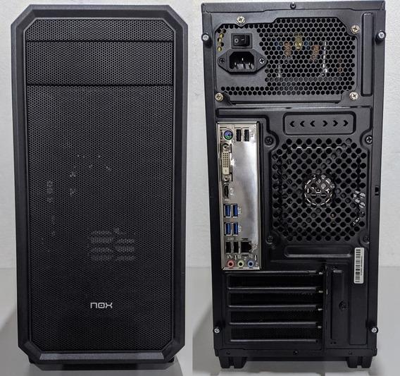 Pc Amd Athlon 3000g Am4 8g Ddr4 Fonte Pcyes Spark 400w