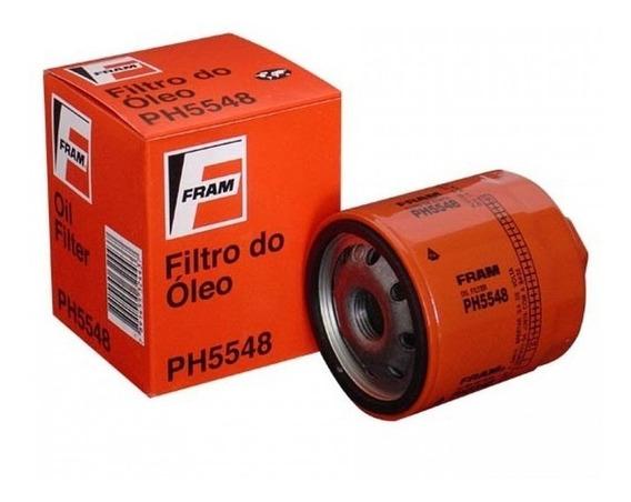 Filtro De Óleo Fram Vw Gol Parati Saveiro Golf Fox Ph5548