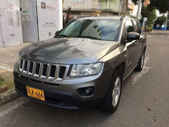 Jeep Compass 2012 Full Equipo 2300cc Automatica Limited 4x4