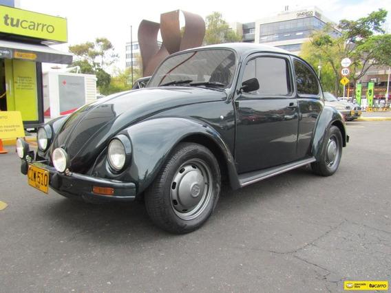 Volkswagen Escarabajo Mt 1600