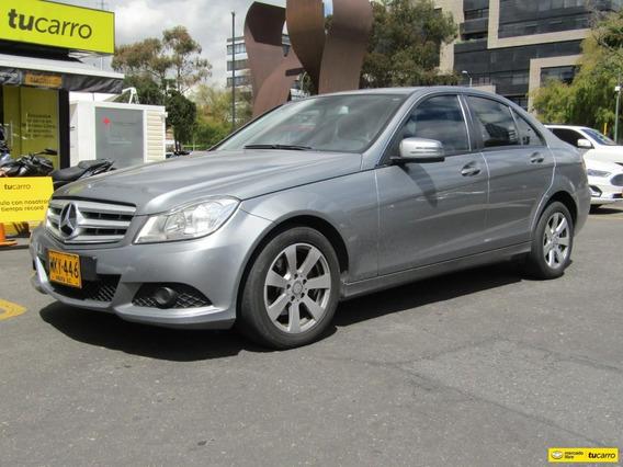 Mercedes-benz Clase C 180 Cgi Mt 1800 T