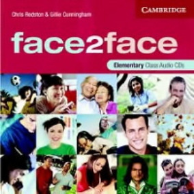 Face2face Elementary - Class Audio Cd (pack Of 3) - Cambridg