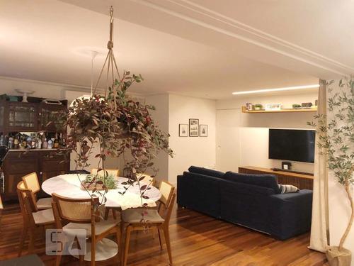 Apartamento À Venda - Vila Romana, 3 Quartos,  132 - S893094501