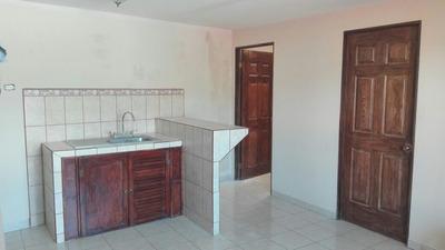 Apartamento Con Agua Luz Y Cable