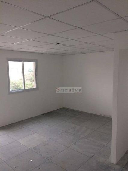 Sala À Venda, 33 M² Por R$ 372.000 - Jardim Do Mar - São Bernardo Do Campo/sp - Sa0060