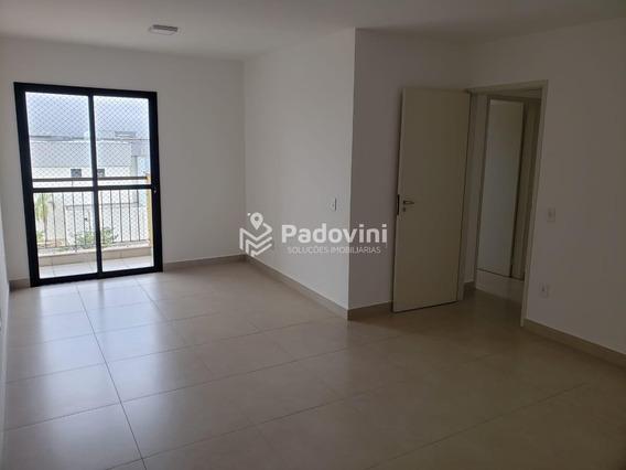 Apartamento Para Aluguel, 3 Quartos, 2 Vagas, Jardim Infante Dom Henrique - Bauru/sp - 518