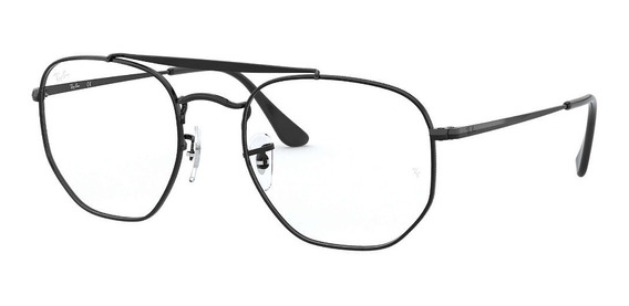 Ray Ban Oftalmico Rb3648v 2509 Marshal Optics Negro Original