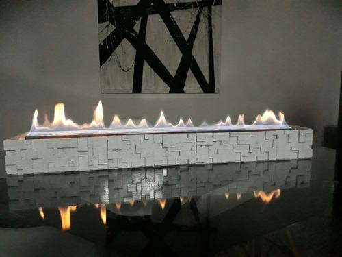 Chimeneas Ecológicas 100cm 1 Metro En Acero Kit Completo