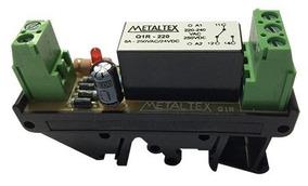 Mega Promoção - Interface Rele Q1r 220v Metaltex