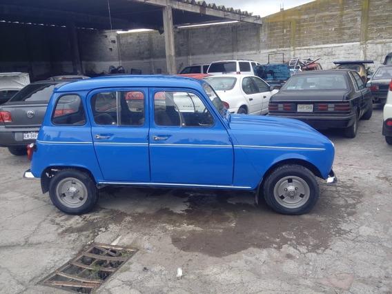 Renault L4 1975 Original Antiguo