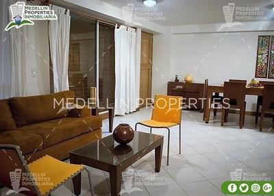 Apartamentos Amoblados Economicos En Medellín Cód: 4483