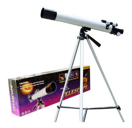 Telescopio Explorador 600mm Plateado - Rex