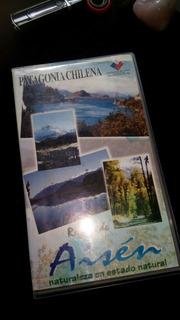 Película Región De Aysén Patagonia Chilena Vhs