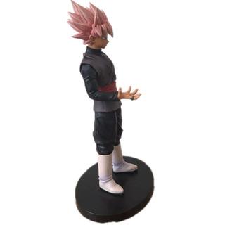 Figura Goku Súper Sayayin Dragon Ball Saiyan Rose Goku Black