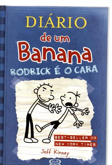 Diario De Um Banana - Rodrick E O Cara - Bonellihq Cx295 E18