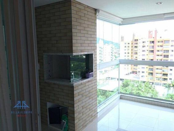 Luxuoso Apartamento No Parque São Jorge, Andar Alto, Mobiliado! - Ap2606