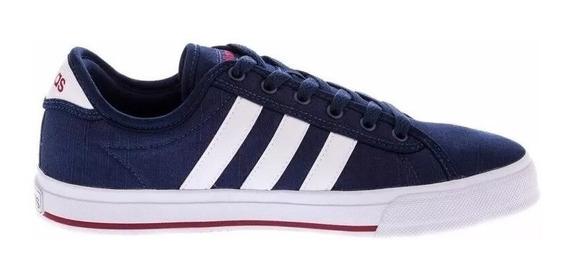 Tenis adidas Hombre Azul Marino Daily Bind F99622