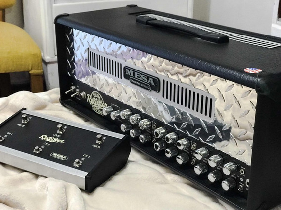 Cabezal Mesa Boogie - Dual Rectifier - 50/100 Wts (usa)