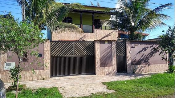 Casa Com Piscina Lado Praia No Gaivota - Itanhaém Litoral Sp